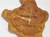 שעון ירושלים עץ זית (נמכר)