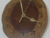 Hebrew wall Clock 2