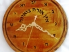 Ladino wall Clock 13