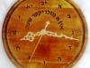 Yidish wall Clock 12