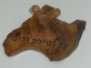 Olive wood Ring holder  6 טבעץ