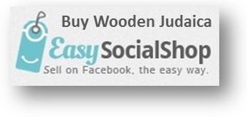 Buy Wooden Judaica
