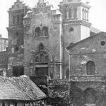 75 שנה לשריפת בית הכנסת הגדול בבנדין פולין