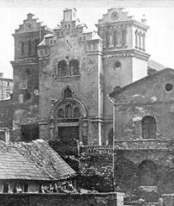 bedzin synagogue