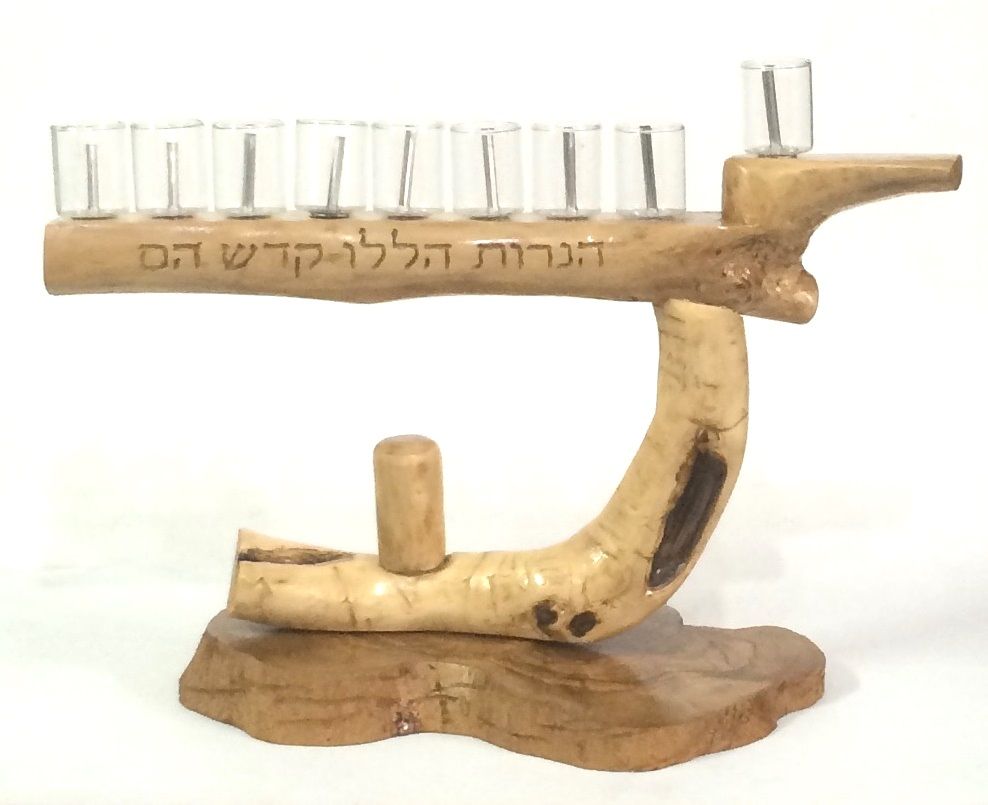 the menorah step 5