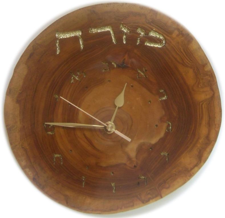 mizrach clock 3