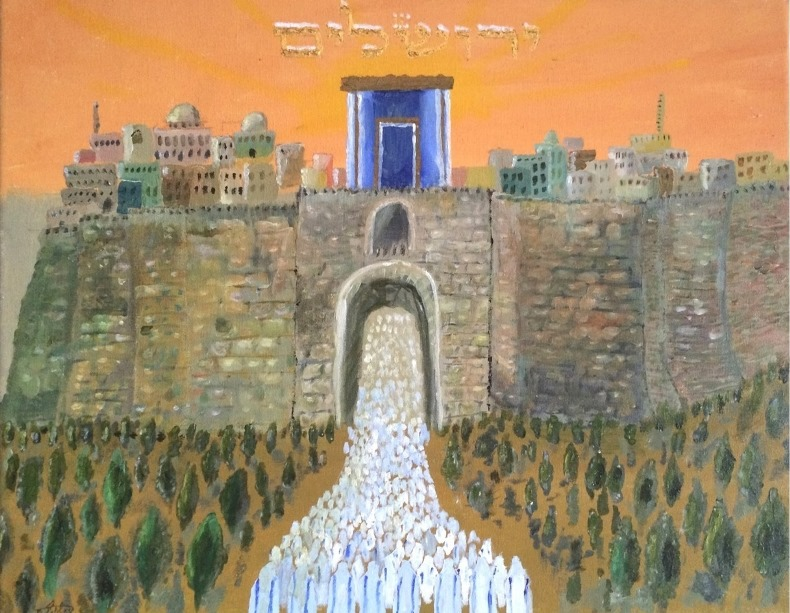 WEB jerusalem painting